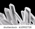 Pure Quartz Crystal Cluster...