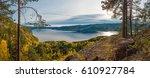 Panoramic View Of Norwegian...