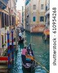 Venice  Italy   October 4  200...