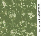 Small photo of Digital / Modern Camouflage Seamless Pattern. Perfectly tile-able