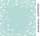 spring background   Shutterstock .eps vector #610996520