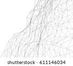 abstract lines | Shutterstock .eps vector #611146034