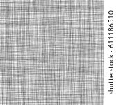 thread fabric texture. abstract ... | Shutterstock .eps vector #611186510