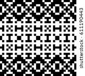 vector seamless pattern....   Shutterstock .eps vector #611190443
