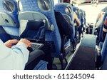 transport  tourism  business... | Shutterstock . vector #611245094