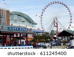navy pier is a fun place to...