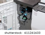 Open Copy Print Machine....