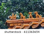 Chinese Imperial Roof...