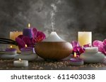 Aroma Oil Diffuser  Candles An...