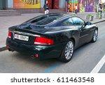 Aston Martin Vanquish In The...