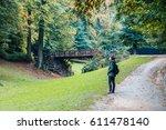 brussels  belgium   october 13  ... | Shutterstock . vector #611478140