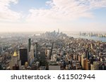 new york  usa   19 october ... | Shutterstock . vector #611502944