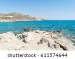 beautiful water in the... | Shutterstock . vector #611574644