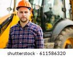 engineering people | Shutterstock . vector #611586320