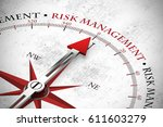 arrow points to risk management ...