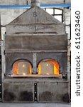 italy   venice   murano  ... | Shutterstock . vector #611623460
