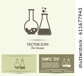 business cards design.vector... | Shutterstock .eps vector #611677943