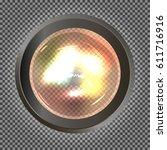 vector illustration of... | Shutterstock .eps vector #611716916