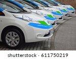 warsaw  poland   march  01 ...   Shutterstock . vector #611750219