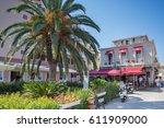 Lefkada Town  Greece July 17 ...
