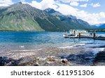 Glacier National Park  Usa  ...