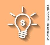 Profitable Idea Money Vector...
