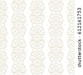seamless wallpaper pattern | Shutterstock .eps vector #612161753