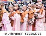 kyaing tong shan state burma  ... | Shutterstock . vector #612202718