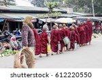 kyaing tong shan state burma  ... | Shutterstock . vector #612220550