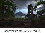 Mayon Volcano Cagsawa Church...