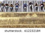 kangar 25 may 2014  action bmx... | Shutterstock . vector #612232184