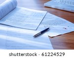 finance | Shutterstock . vector #61224529