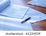 finance | Shutterstock . vector #61224529