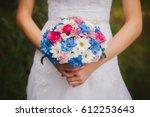Beautiful Wedding Bouquet In...