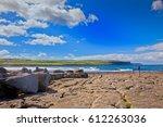 cliffs of doolin's bay  the...   Shutterstock . vector #612263036