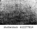 monochrome grunge texture with... | Shutterstock .eps vector #612277814