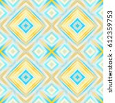 colorful pattern for textile ... | Shutterstock . vector #612359753
