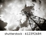 photo depicting one high...   Shutterstock . vector #612392684