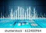 new technologies for better...   Shutterstock . vector #612400964