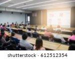 Business People Forum Meeting...