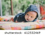 baby girl  | Shutterstock . vector #612532469