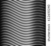 wavy  billowy lines  stripes... | Shutterstock .eps vector #612650240