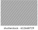 Wire Mesh Line Pattern In Vector
