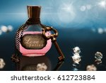 Pink Color Love Potion In A...