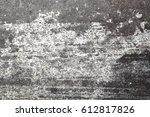 old concrete texture background  | Shutterstock . vector #612817826