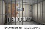 Democracy In Prison   Symbolic...