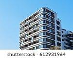 modern  luxury apartment... | Shutterstock . vector #612931964