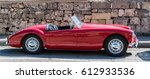mg mga mark ii | Shutterstock . vector #612933536