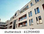 modern  luxury apartment...   Shutterstock . vector #612934400