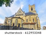 the cathedral  cathedrale saint ... | Shutterstock . vector #612953348
